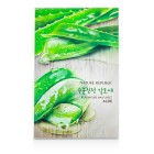 ماسک نقابی آلوئه ورا نچرال ریپابلیک Natural republic aloe mask sheet