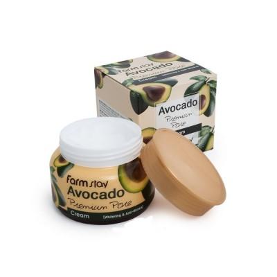 کرم مخصوص منافذ آووکادو فارم استی Avocado Premium Pore Cream