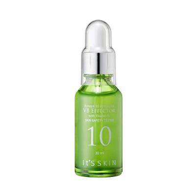سرم ضد آکنه و ویتامینه ایتس اسکین Its skin power 10 formula VB effector sebum care
