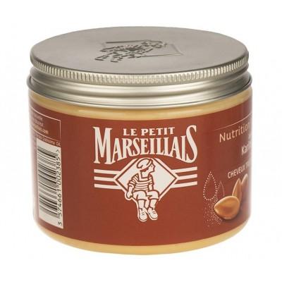 پتی مارسی (ال پی ام) ماسک مو حاوی روغن آرگان و شی باتر | Le Petit Marseillais ( LPM ) Nutrition Intense Karite & Argan Masque
