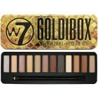 پالت سایه چشم گلدی باکس دبلیو سون W7 Goldibox Eyeshadow Palette