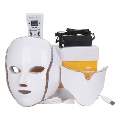 ماسک ال ای دی LED facial mask