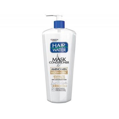 ماسک مو و نرم کننده بیوتین و زینک هير واتر کامان Comeon Hair Water Biotin + Zink Mask Conditioner