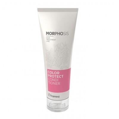 نرم کننده محافظ موهای رنگ شده فرامسی Framesi Morphosis Color Protect Conditioner