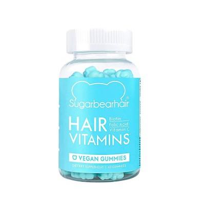 قرص پاستیلی تقویت کننده مو شوگر بیر هیر Sugarbearhair Hair Vitamins