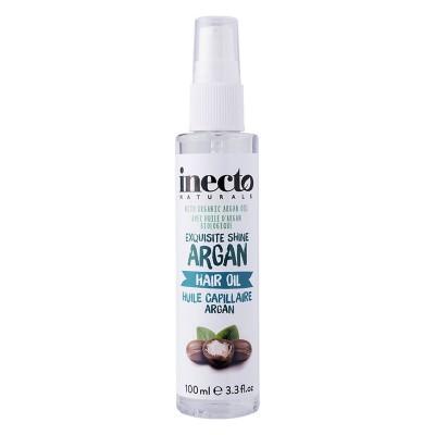 روغن آرگان مو اینکتو Inecto Naturals Exquisite Shine Argan Hair Oil