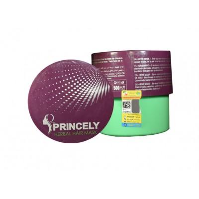 ماسک موی گیاهی مخصوص موهای حساس و شکننده پروپرینسلی حجم 500 میلی لیتر