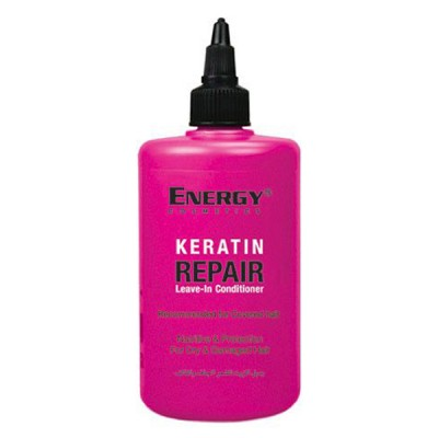 ماسک کراتین ترمیم کننده مو انرژی Energy Cosmetics Keratin Leave on Conditioner