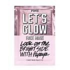 ماسک صورت پاپایا ویکتوریا سکرت مدل Lets Glow
