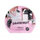 ماسک صورت گریپ فروت ویکتوریا سکرت مدل Grapefruit zest fo life