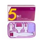 درمارولر 5 در 1 دی.آر.اس DRS 5 in 1 dermaroller