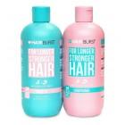پک شامپو و نرم کننده افزایش رشد مو هیر برست Hairburst Hair Growth Shampoo and Conditioner 350ml
